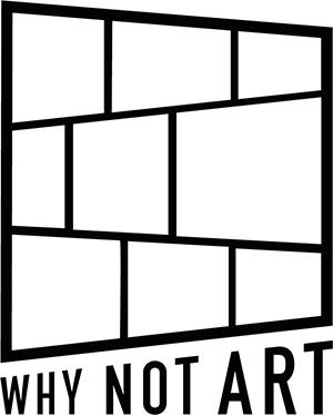 Why Not Art Logo