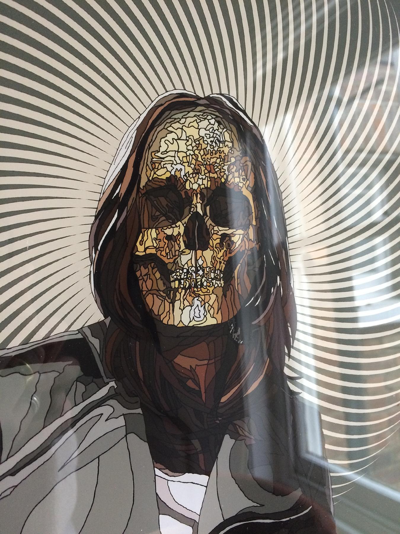 Illuminated - UV Print on Acrylic (perspex)