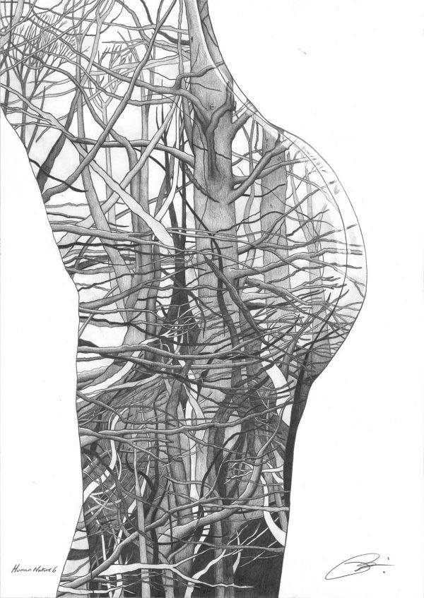 Human Nature 6 | Giclee Print