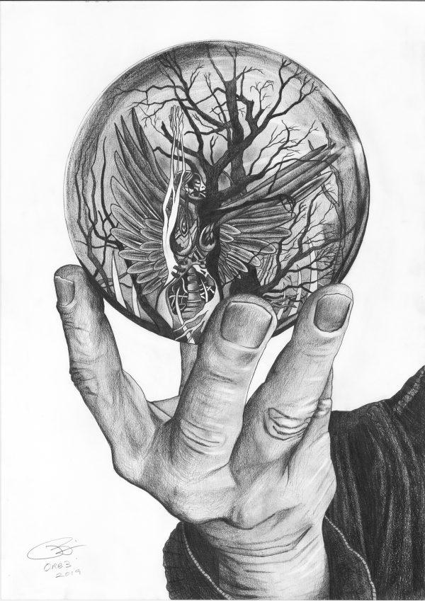 Orb 3 | Giclee Print