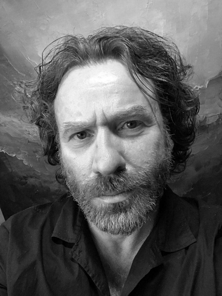 Paul Kingsley Squire artist
